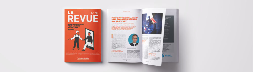 La Revue Quaternaire, zoom sur des success stories clients