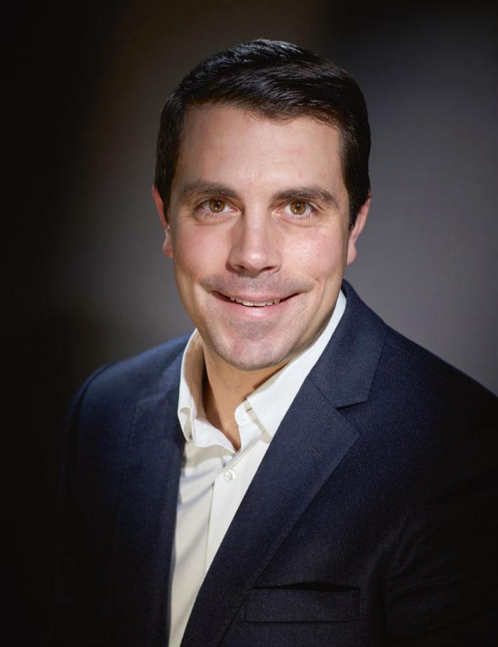 Loïc Vandromme, secrétaire général d'Hexaom