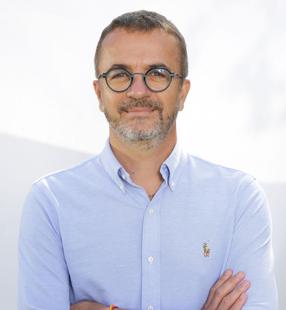 Philippe Delwarde, Président Quaternaire